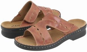 db303c64f71 Clarks Halina Sandals - EVA Foot Bed